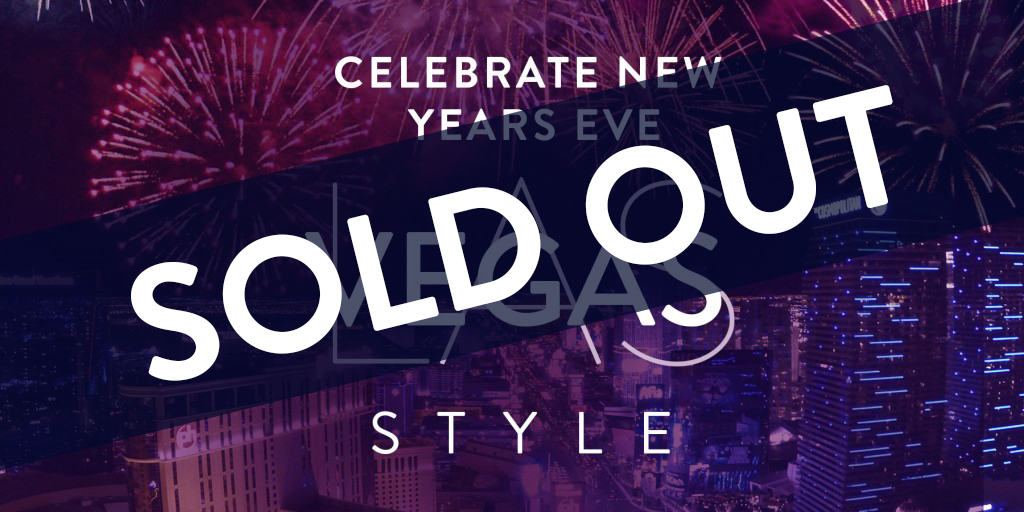 New Years Eve 2014 Las Vegas style