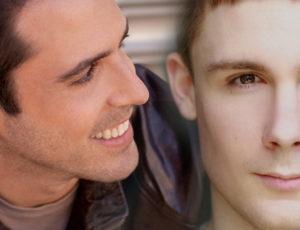 SCOTT ALAN & DANNY-BOY HATCHARD Singing