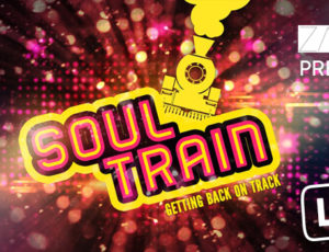 Zalon presenting Soul Train Live