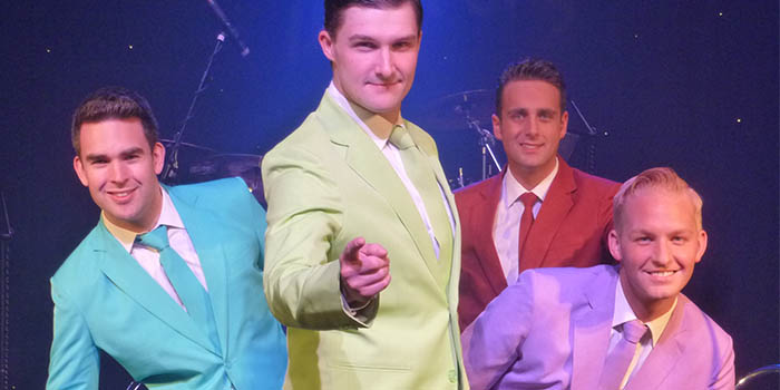 Frankie Valli & Four Seasons Music with Eastcoast Boys