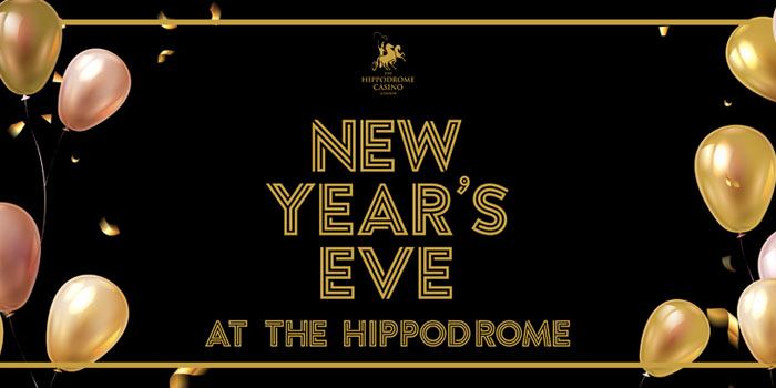 New Years Eve At The Hippodrome
