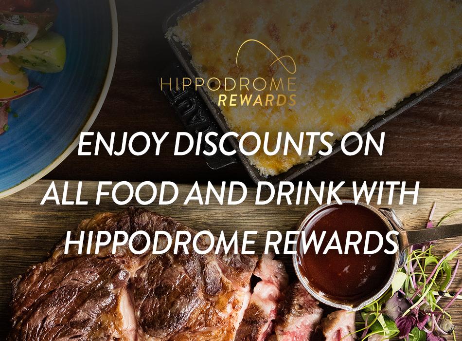 Hippodrome Rewards