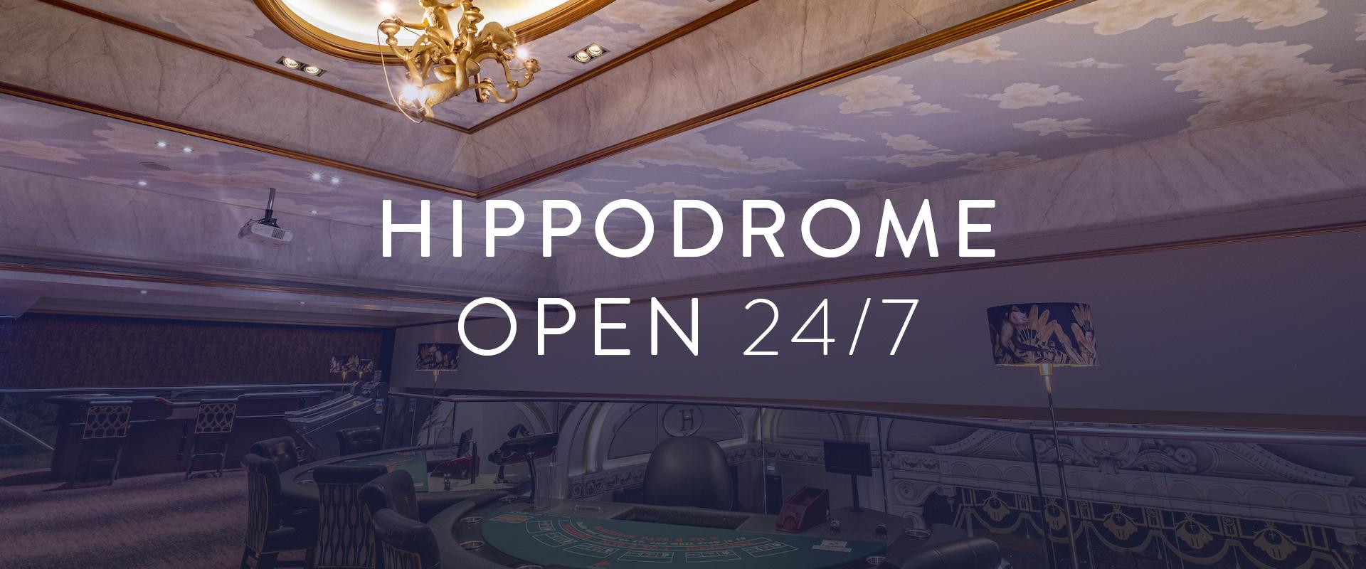 The Hippodrome 9th Birthday Prize Draw