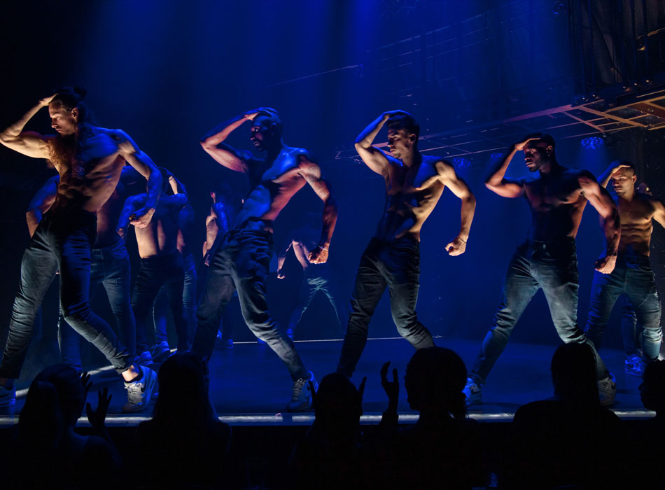 Magic Mike Live - Plan Your Whole Night