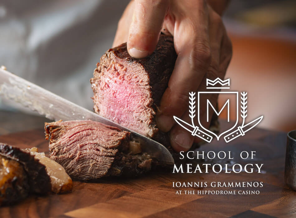 School of Meatology™ at the Heliot Steak House