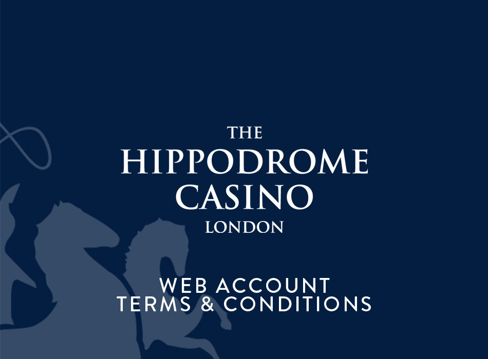 Website Account Terms & Conditions