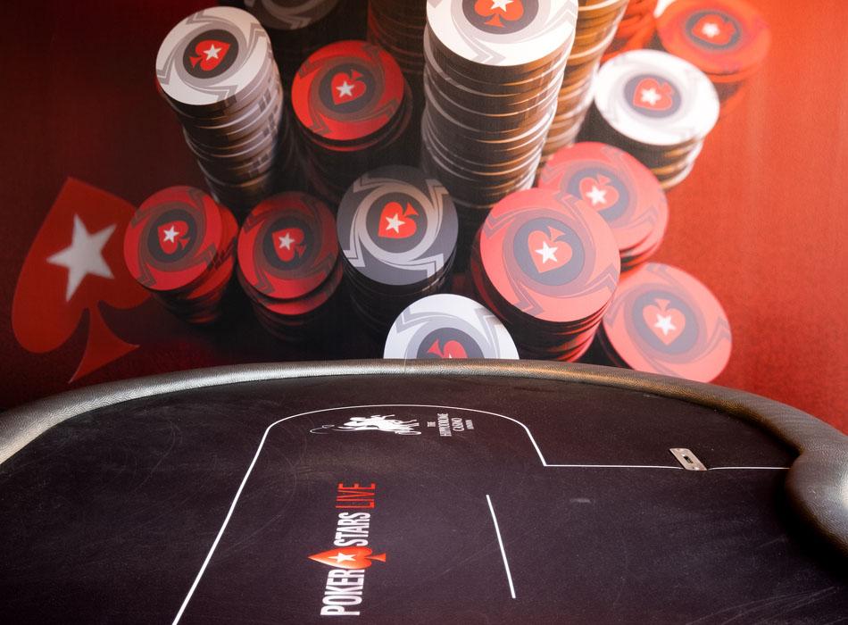 Poker at the Hippodrome
