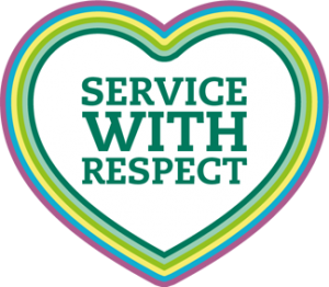 Service with Respect