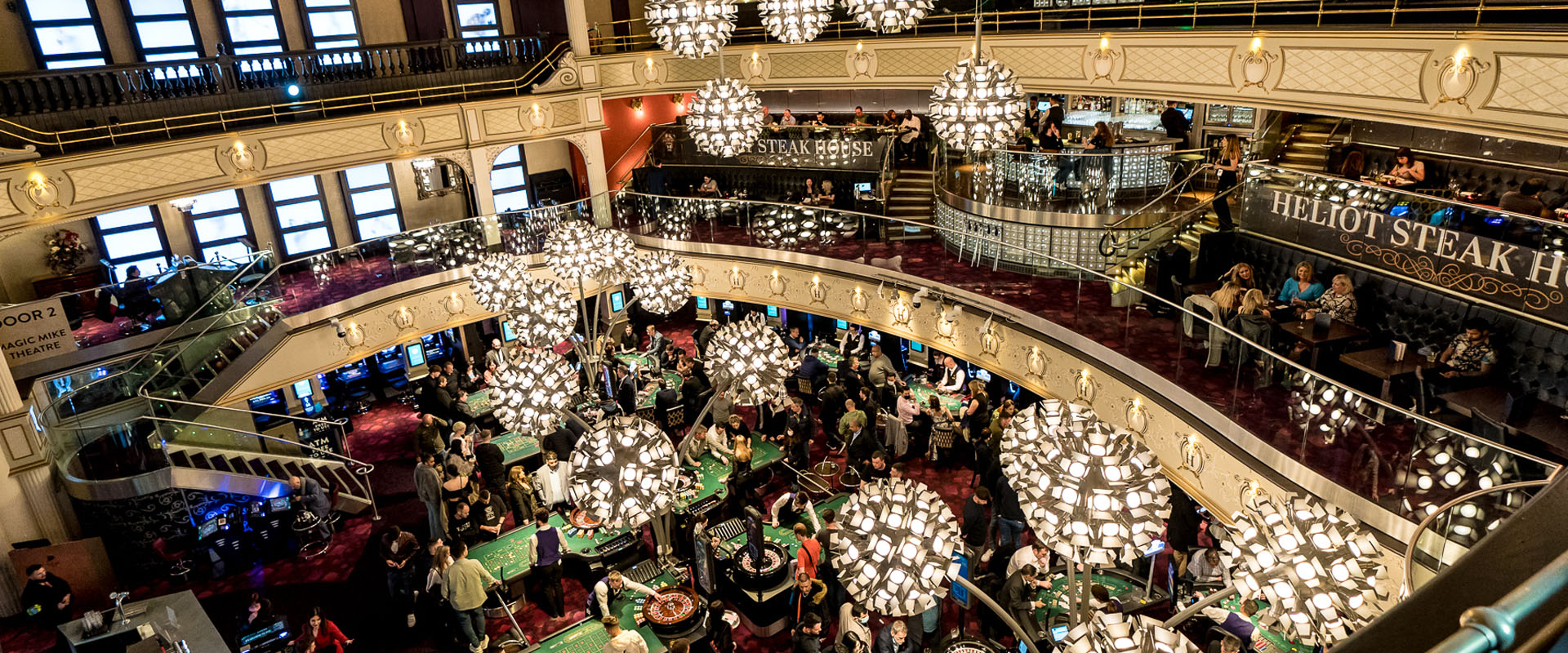 About The Hippodrome Casino