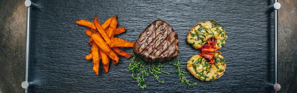 Heliot Steak House - Venue Guide