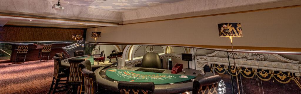 The Gods Casino - Venue Guide