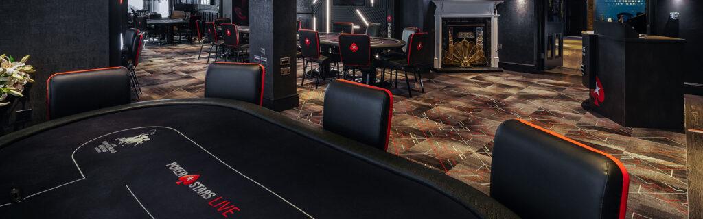 Pokerstars - Venue Guide