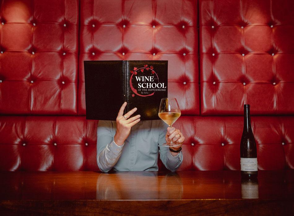 Salvo's Wine Club at The Hippodrome Casino California Federalist Masterclass
