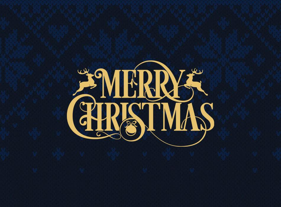 Luxury Christmas Menu
