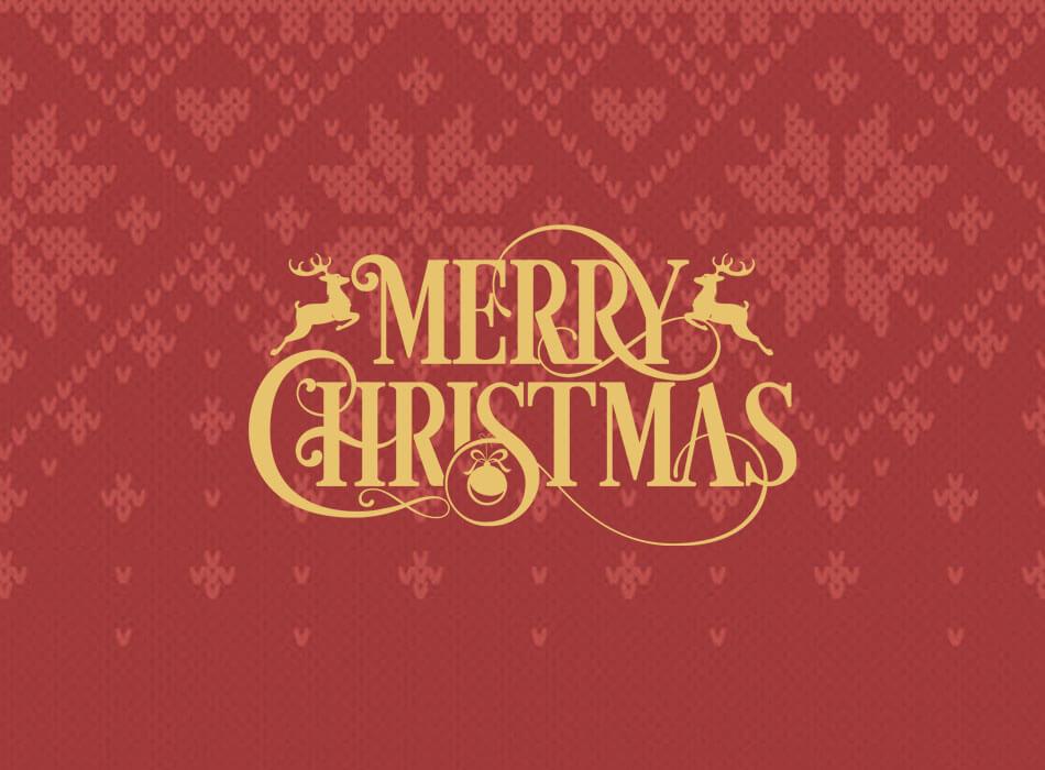 Traditional Christmas Menu